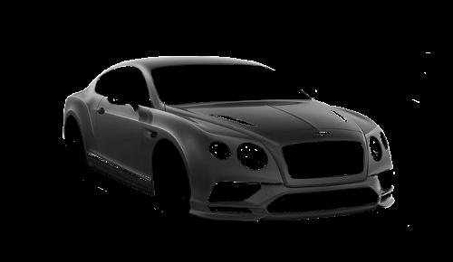 Цвета кузова Continental Supersports